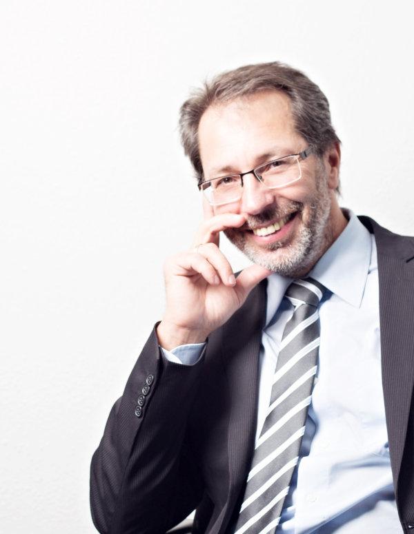 Ihr KMU-Berater: Heribert Greger