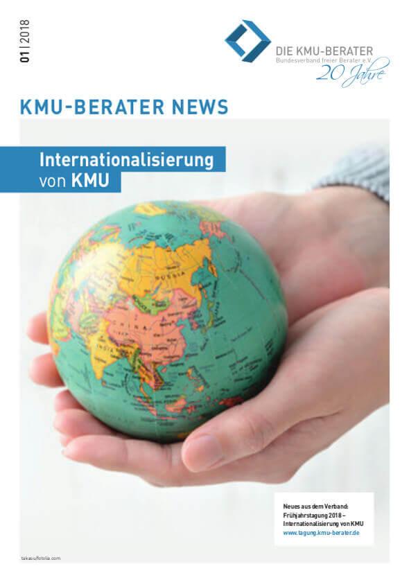 2018 01 kmu berater magazin internationalisierung von kmu