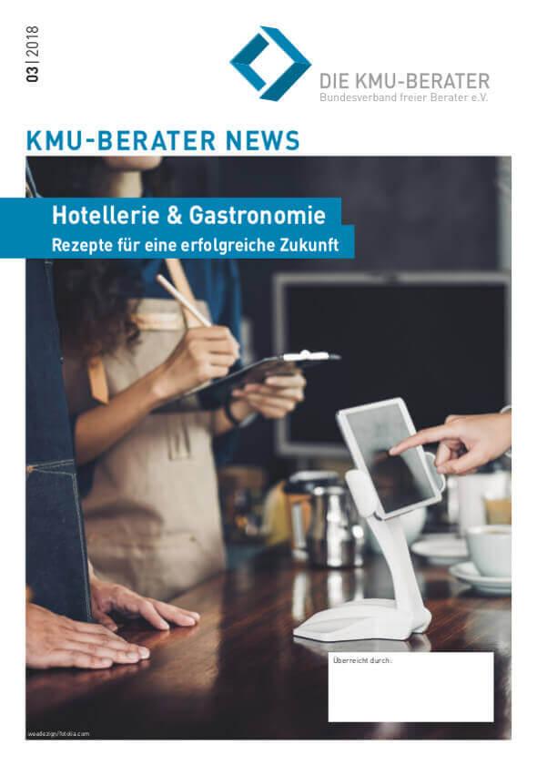 2018 03 kmu berater magazin hotellerie und gastronomie