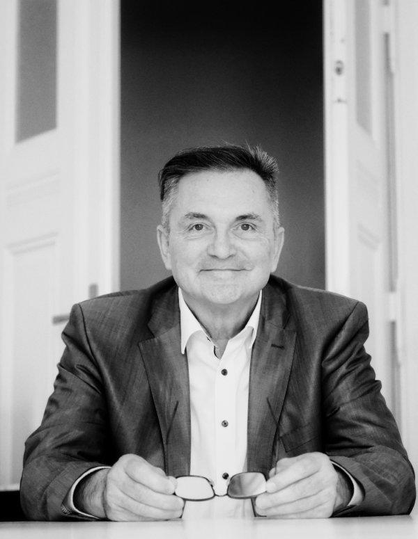Ihr KMU-Berater: Joe Ritter