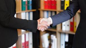 Unternehmensberatung ohne Handschlag