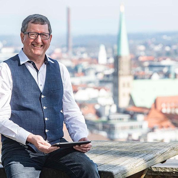 Ihr KMU-Berater: Wilhelm Heidbrede, Sparkassenbetriebswirt