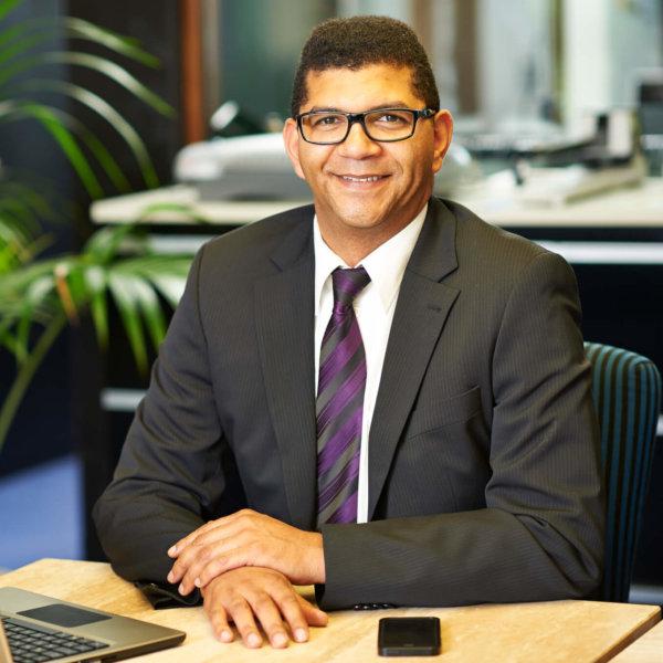Ihr KMU-Berater: Reginald Bukel