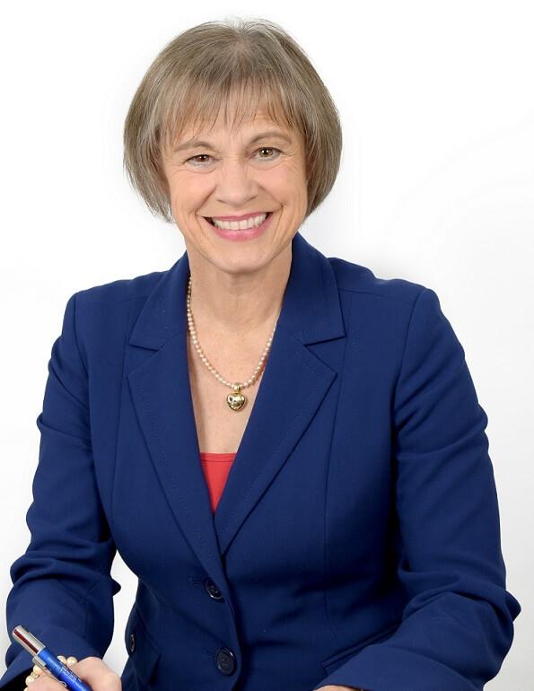 Ihr KMU-Berater: Silke Huber