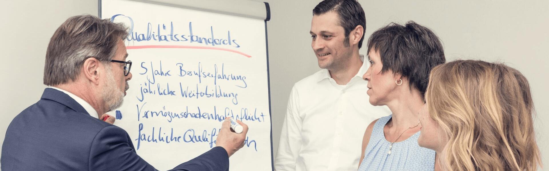 Qualitätsstandards KMU Beratung
