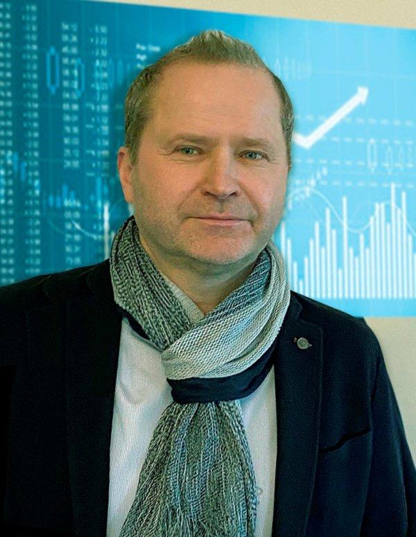 Ihr KMU-Berater: Dieter Wichmann