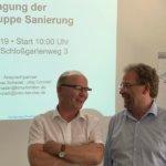 FG Sanierung Juli-Tagung