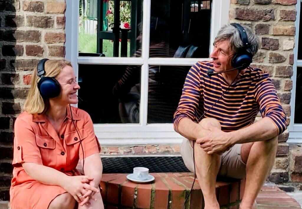 Anna Lisa Selter im Gespräch mit Ulrich Zimmermann
