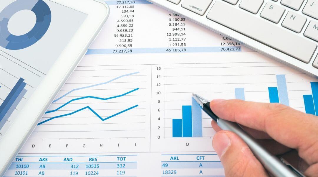 Finanzinstitute Ertragsentwicklung
