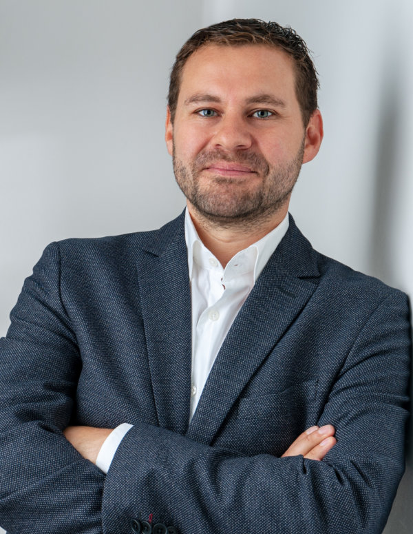 Ihr KMU-Berater: Florian Rauchenberger