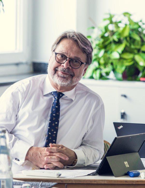 Ihr KMU-Berater: Joachim Berendt, Dipl.-Kfm.