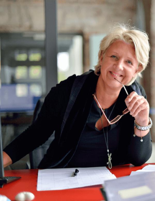 Ihr KMU-Berater: Dipl. Volkswirtin Gabriele Romeike-Fänger