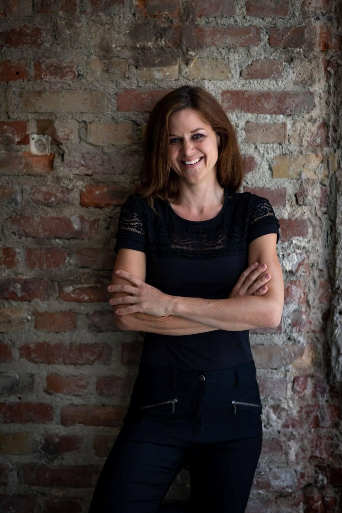 Julia Reuter,  Inhaberin Herzblutdigital