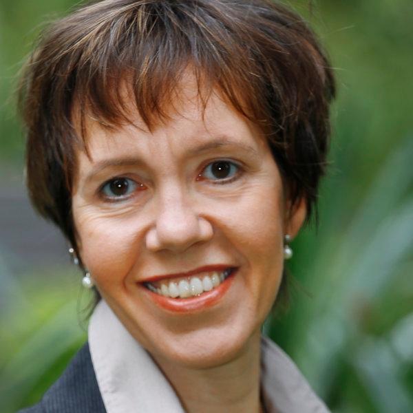 KMU-Beraterin Katja Theunissen