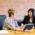 Personalgespräch - Personalmanagement in KMUs