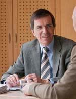 Carl-Dietrich Sander, Fachgruppe Finanzierung-Rating